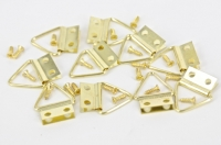 HANGER PICTURE BRASS LGE 10 PC # - Click for more info