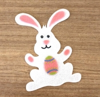 FELT EASTER BUNNY KIT - MAKES 10* - Click for more info