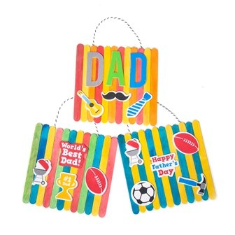 DAD PLAQUE KIT (MAKES 20) - Click for more info