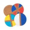 CORK COASTER BUMPER PACK (MAKES 48) - Click for more info