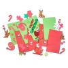 CHRISTMAS PAPER BAG KIT (MAKES 60) - Click for more info