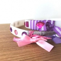 JEWELLED HEADBAND KIT (MAKES 24) - Click for more info