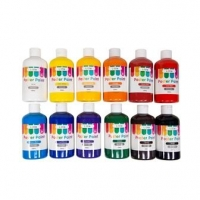 LITTLE WASHABLE POSTER PAINT BUMPER SET PACK OF 12 - Click for more info
