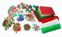 CHRISTMAS SUPER COLLAGE KIT - Click for more info