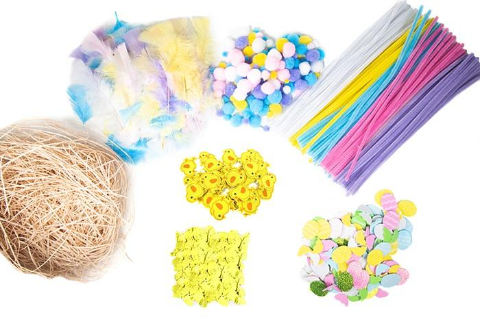 EASTER COLLAGE PACK OVER 750 PCS - Click for more info