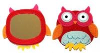 FELT OWL POCKET MIRROR KIT 10 SET/PKT - Click for more info