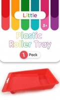LITTLE PLASTIC ROLLER TRAY 1 PC - Click for more info