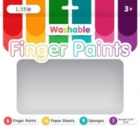 LITTLE FINGER PAINTING KIT - Click for more info