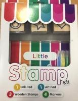 LITTLE STAMP SET KIT - Click for more info