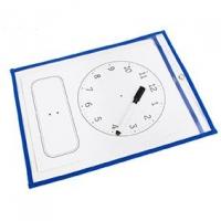 LITTLE PUPIL POCKET W/MARKER BLUE 1 PC # - Click for more info