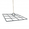 METAL SCREEN SQUARE 20 X 20cm - Click for more info