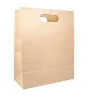 PAPER BAGS LARGE BROWN 10 PC - Click for more info