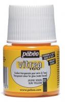 PEBEO VITREA 160 GLOSS 45ML SUN YELLOW # - Click for more info