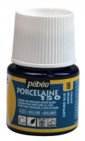 PEBEO PORCELAINE 150 45ML SAPPHIRE BLUE # - Click for more info