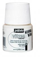 PEBEO VITREA 160 GLOSS 45ML VEIL WHITE # - Click for more info