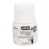 PEBEO VITREA 160 FROSTED CLOUD 45mL # - Click for more info