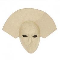PAPER MACHE MASK HEAD DRESS 1 PC #^ - Click for more info
