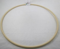 PLASTIC RING BEIGE 450mm # - Click for more info