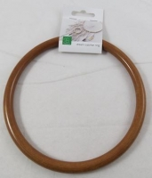 PLASTIC RING WOOD GRAIN 150mm # - Click for more info
