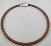 PLASTIC RING WOOD GRAIN 250mm # - Click for more info
