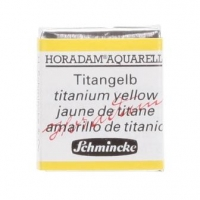 SCH HDAM WC 1/2 PAN 206 TITANIUM YELLOW S3 INR 3 - Click for more info
