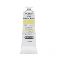 SCH PRIMACRYL ACRYLIC 60ML 203 MEDIEVAL YELLOW S2 INR 2 - Click for more info