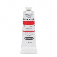 SCH PRIMACRYL ACRYLIC 60ML 318 VERMILION RED S3 INR 2 - Click for more info