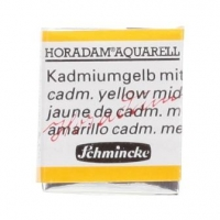 SCH HDAM WC 1/2 PAN 225 CADMIUM YELLOW MIDDLE S3 INR 3 - Click for more info