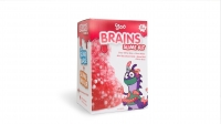 GLOO KIDS SLIME KIT BRAINS 2 X 250mL # - Click for more info