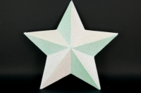 DECOFOAM STAR 80mm 25 PC - Click for more info