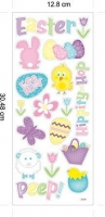 EASTER STICKERS SPRING 6 SHEETS* - Click for more info