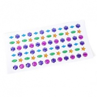 LITTLE JEWEL STICKERS  ASSTD 288 PC - Click for more info