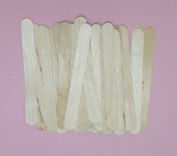 LITTLE WOOD CRAFT STICKS NATURAL 150 PC : - Click for more info