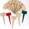 WOOD MINI STAKE 20 PC - Click for more info